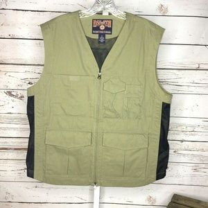 Deluth Trading mens utility vest size M